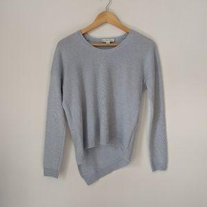 White+Warren lightweight 100% cashmere sweater